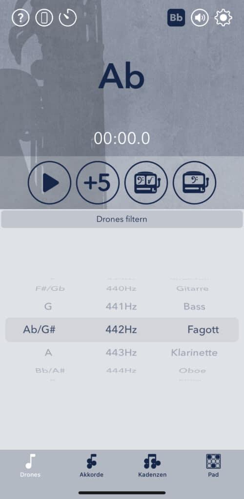 iPracticePro-App Screenshot